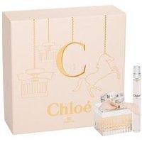 Chloe Signature Eau de Parfum Womens Perfume Spray Gift Set 50ml - Gold