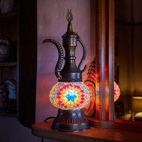 Turkish Teapot Mosaic Glass Size 3 Fireball - Fireball