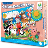 My First Sing-Along Old MacDonalds Puzzle