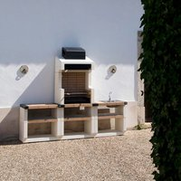 Barbecue Durango Plus With Side Stand