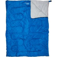 Active Sport Double Sleeping Bag - Blue