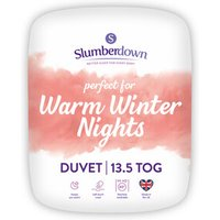 Slumberdown Warm Winter Nights 13.5 Tog Duvet - King