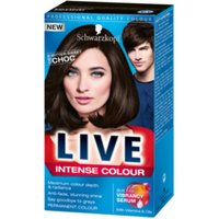 Schwarzkopf Live Hair Intense Colour - Bitter Sweet Choc