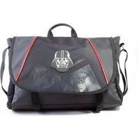 STAR WARS A New Hope Classic Darth Vader Mask Badge Messenger Bag