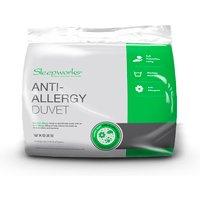 Anti-Allergy 4.5Tog Duvet - Double