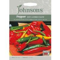 Pack of Carribbean Blend Hot Pepper Seeds