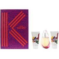Kenzo Madly Eau de Toilette Womens Perfume Gift Set - Pink