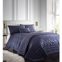 Lucien Duvet And Pillowcase Set - Navy / King