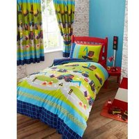 New Diggers Duvet And Pillowcase Set - Multi / Double
