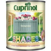Cuprinol Garden Shades Paint - Seagrass / 1l