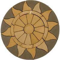 Sun Circle Paving Stone Kit