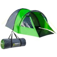 Summit Pinnacle Five Person Dome Tent - Green