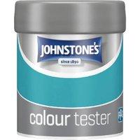 Johnstone's 75ml Matt Emulsion Tester Pot - Caribbean Tide
