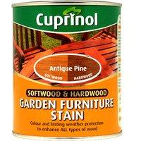 Cuprinol 750ml Garden Furniture Stain - Antique Pine
