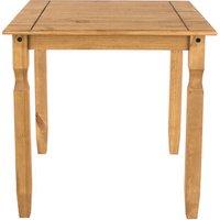 Corona Square Dining Table - Pine