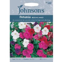 'Pack Of Petunia Bedding Mix Flower Seeds