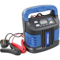 HYundai 12V / 24V Battery Boost Charger - Light Blue