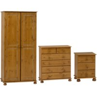 Richmond Bedroom Set - Pine