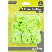 Summit Hi-vis Guy Rope Bag - Green