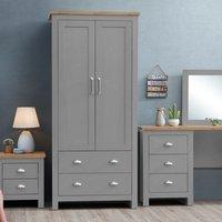 Lisbon Grey 3 Piece Bedroom Set 04
