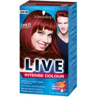 Schwarzkopf Live Hair Intense Colour - Red Passion 043