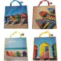 Summer Beach Shopping Bag