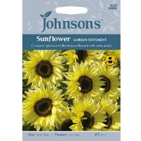 Pack of Garden Statement Sunflower Seeds