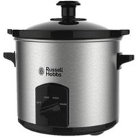 Russell Hobbs Compact Home Stainless Steel Slow Cooker