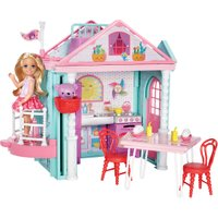 Barbie Club Chelsea Playhouse Set