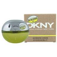 DKNY Be Delicious Eau de Parfum Womens Perfume Spray 100ml - Green