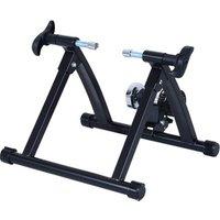 Deluxe Indoor Bicycle Fan Fly Wind Wheel - Black
