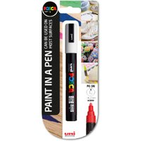 'Uni Posca Pc-5m Medium Marker Pen - White