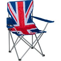 'Union Jack Camping Chair