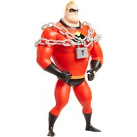 Disney Pixar Incredibles 2 15cm Figure - Chain Bustin Mr. Incredible - The Entertainer Gifts