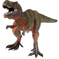 Awesome Animals Large Dinosaur Figurine - Tyrannosaurus Rex Red - Dinosaur Gifts