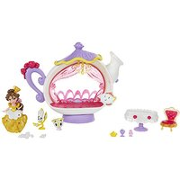 Disney Princess Little Kingdom Belle's Enchanted Dining Room Playset - Dining Gifts