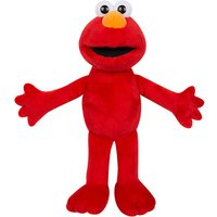 Sesame Street 25cm Soft Toy- Elmo - Sesame Street Gifts