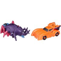 Transformers Robots in Disguise Combiner Force Crash Combiners - Saberhorn and Bisk