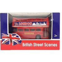 London Open Top Bus