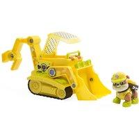 Paw Patrol Jungle Rescue Vehicle - Rubbles Jungle Bulldozer - Paw Patrol Gifts