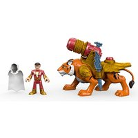 Imaginext DC Super Friends Shazam And Tiger - Friends Gifts