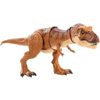 Jurassic World Thrash N Throw Tyrannosaurus Rex Interactive Figure
