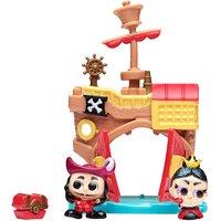 Disney Doorables Mini Stack Playset - Peter Pan - Peter Pan Gifts