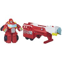 Playskool Transformers Rescue Bots Hook and Ladder Heatwave Figure - Transformers Gifts