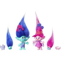 DreamWorks Trolls Poppy and Branch Figures - Trolls Gifts