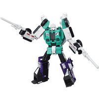 Transformers Generations Titans Return Leader Class Figures - Six Shot - Transformers Gifts