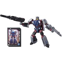 Transformers Generations Titans Return - Chams and Decepticon Quake