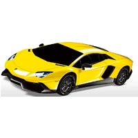 1:16 Remote Control Yellow Lamborghini Vehicle - Remote Control Gifts