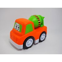 Pre School Vehicle - Mixer Cement Truck - School Gifts