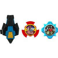 Power Ranger Ninja Steel 2 x Stars and Launcher - 43781 - The Entertainer Gifts